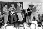 Hitman & Two Guns Rock Out with the Charlie Daniels Band